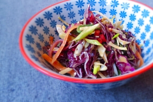 Summer Asian Slaw