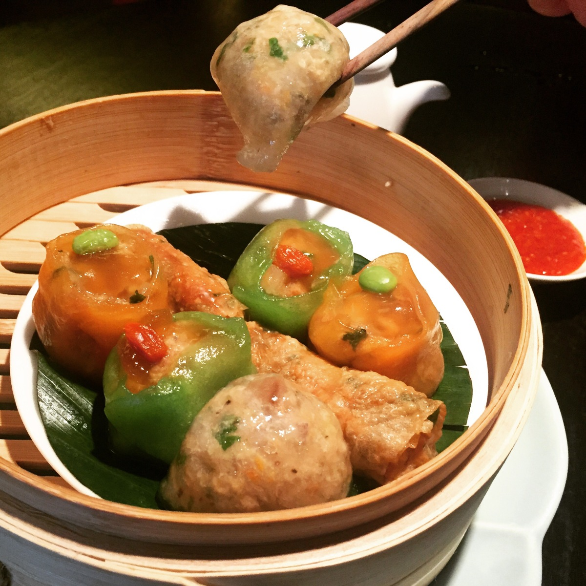 A Vegetarian's Guide to the Best Dim Sum in London