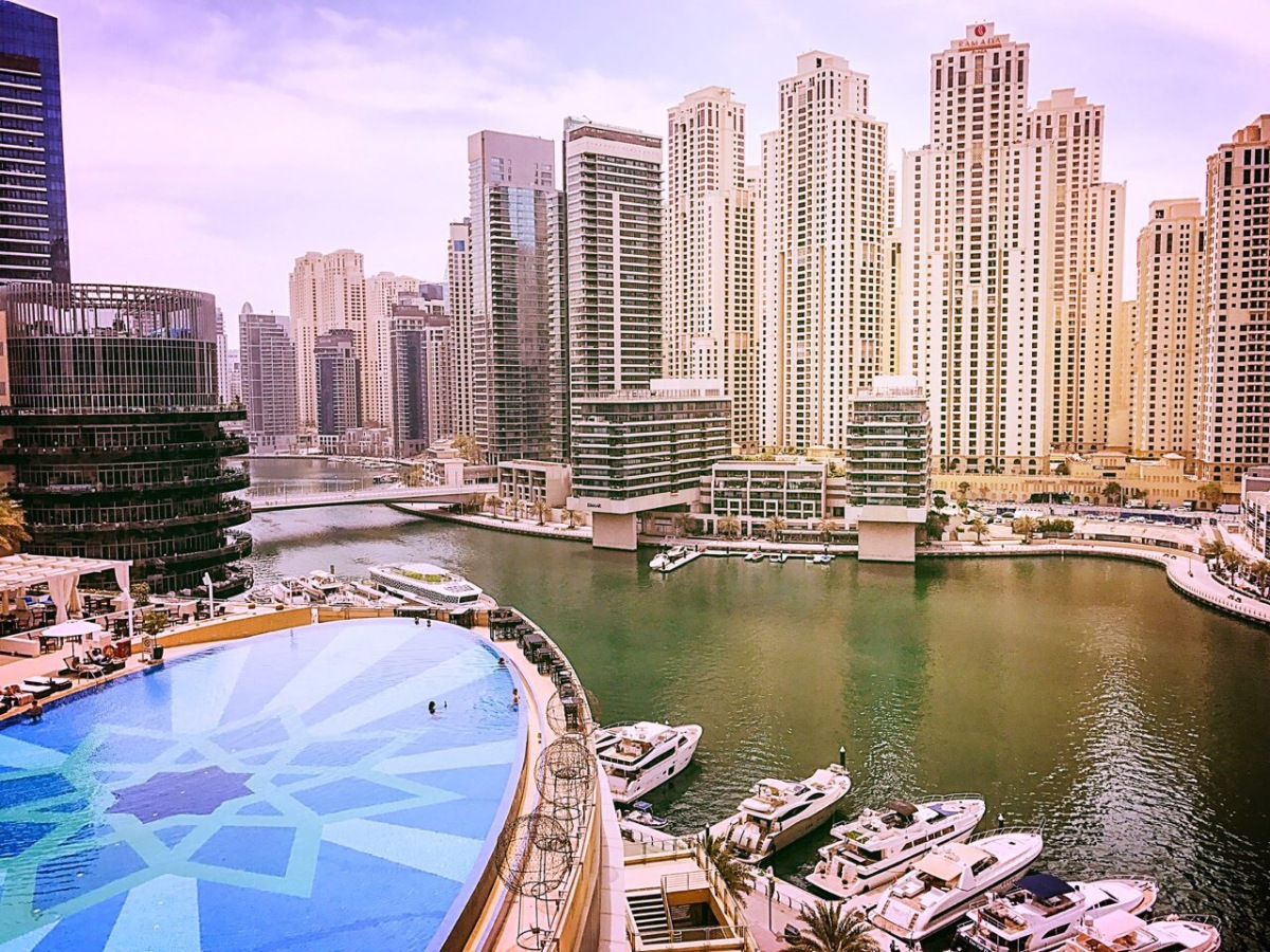Travel Diaries: 36 Hours in Dubai