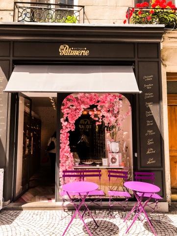 Fou de Pâtisserie, 45 Rue Montorgueil 75002 Paris