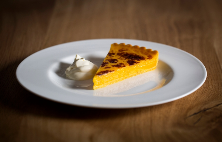 Amalfi Lemon Tart