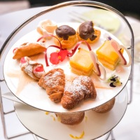 London Diaries: An Italian Afternoon Tea at The Hari Hotel