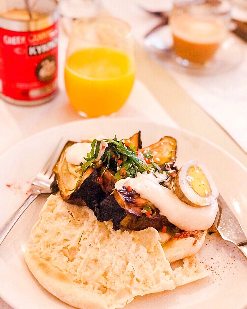 A Vegetarian's Guide to the Best Breakfasts  in London