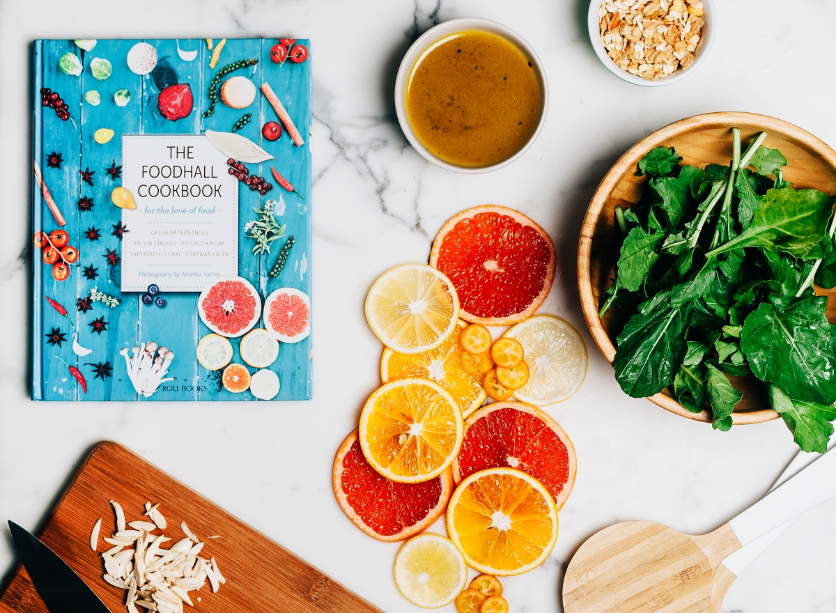 Kitchen Inspiration: Recipes From The Foodhall Cookbook