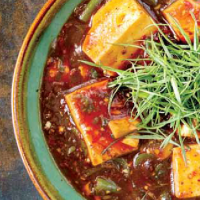 The Foodhall Cookbook: Mapo Tofu Szechuan Peppercorns