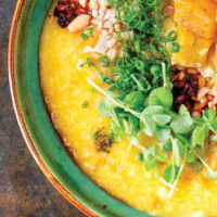 The Foodhall Cookbook: Pumpkin Congee